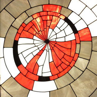 custom stained glass - repair